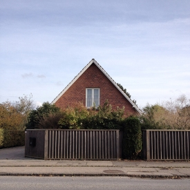 I absolutely adored these Danish houses in the country side.